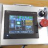 SUS社製アルミボックスを使ったハンディ操作ボックス(タッチパネル搭載)の紹介