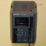 キーエンス KEYENCE PLC KV-700 バッテリー(電池)交換方法 写真付き 詳細手順!