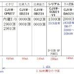 基礎編 オムロンPLC(シーケンサ) CJ1Mパラメータ設定 IOテーブル割付