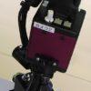 アナログカラーカメラ 80万画素 十字線機能付き 型式:EMVC-AM80の使い方を紹介