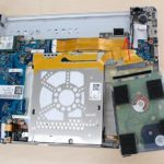 Panasonic レッツノート CF-SZ6(SZ5同等) のハードディスクをSSDに換装 手順を写真付で解説