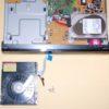 パナソニック DIGA ブルーレイレコーダー DMR-BR500 ブルーレイドライブユニットの交換方法