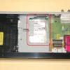パナソニック DIGA ブルーレイレコーダー DMR-BRS510 ハードディスク交換方法