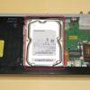 パナソニック DIGA ブルーレイレコーダー DMR-BRW1010 ハードディスク交換方法