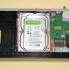 パナソニック DIGA ブルーレイレコーダー DMR-BRW500 ハードディスク交換方法