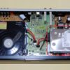 パナソニック DIGA ブルーレイレコーダー DMR-BWT2000 ハードディスク交換方法