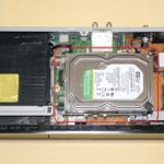 パナソニック DIGA ブルーレイレコーダー DMR-BWT560 ハードディスク交換方法