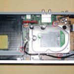 パナソニック DIGA ブルーレイレコーダー DMR-BWT650 ハードディスク交換方法