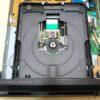 パナソニック DIGA DVDレコーダー DMR-XW120 ドライブユニットのレンズクリーニング方法