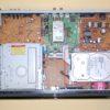 パナソニック DIGA ハードディスクレコーダー DMR-XW100 ハードディスク交換方法