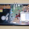パナソニック DIGA ブルーレイレコーダー DMR-BR570 ハードディスク交換方法