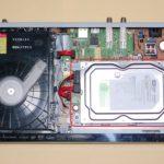 パナソニック DIGA ブルーレイレコーダー DMR-BZT600 ハードディスク交換方法