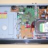 パナソニック DIGA ハードディスクレコーダー DMR-XE100 ハードディスク交換方法